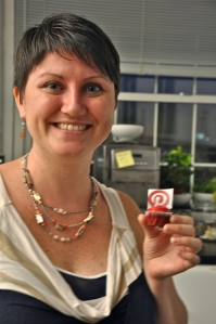 Meet Melanie! Not only is she whipping up amazing things in the kitchen, but she is also a Social Media expert. Find Melanie on Pinterest & Twitter: pinterest.com/melanieburger & twitter.com/melsieburger